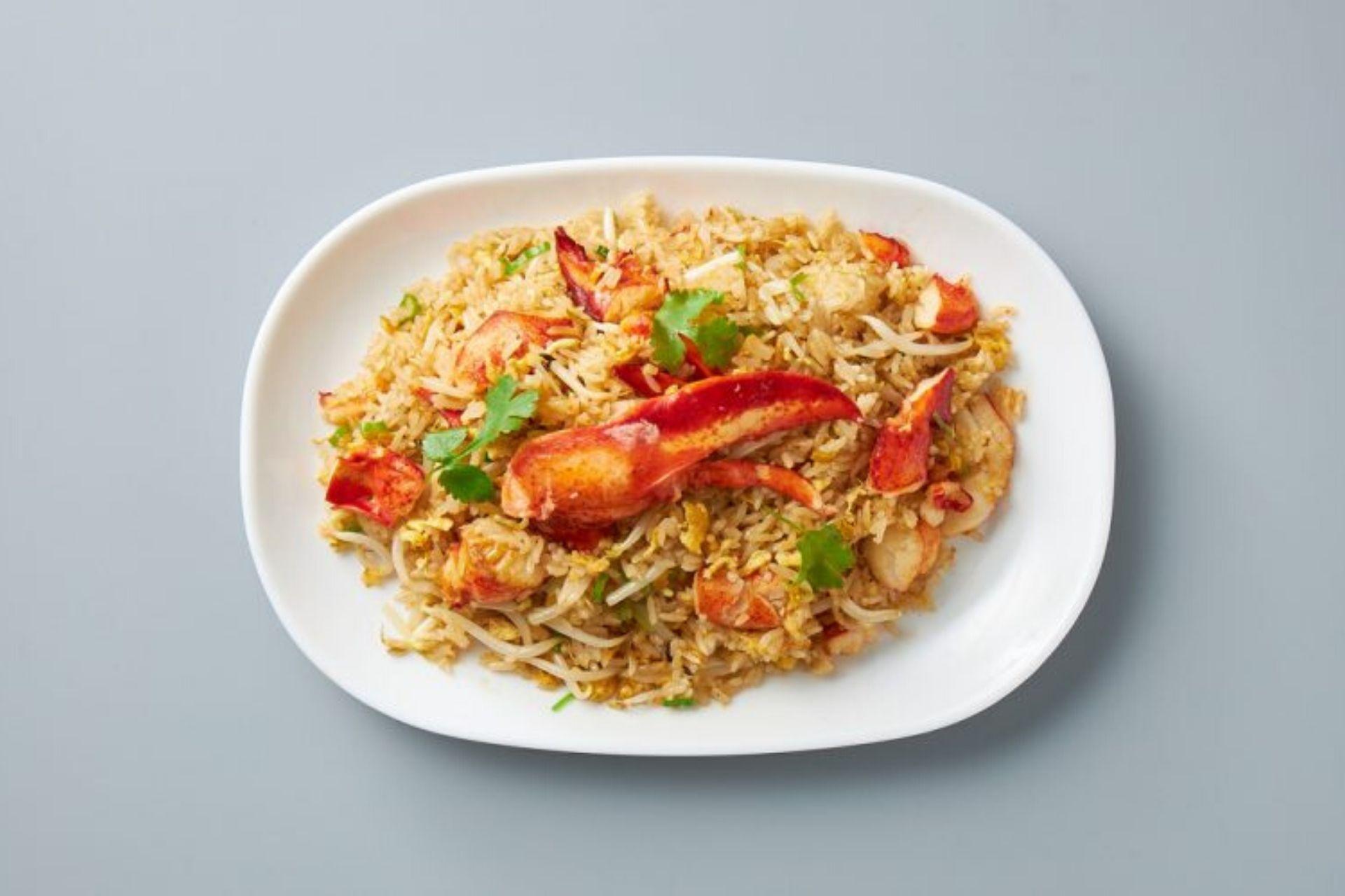 Bang Bang Kitchen Lobster rice