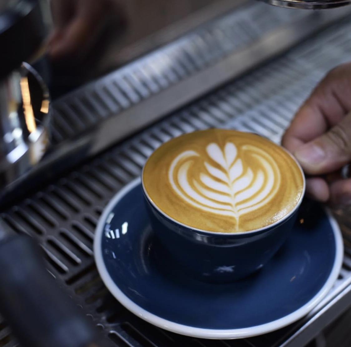 Good Karma fresh coffee coffee - Cappuccino, latte, flat white, mocha