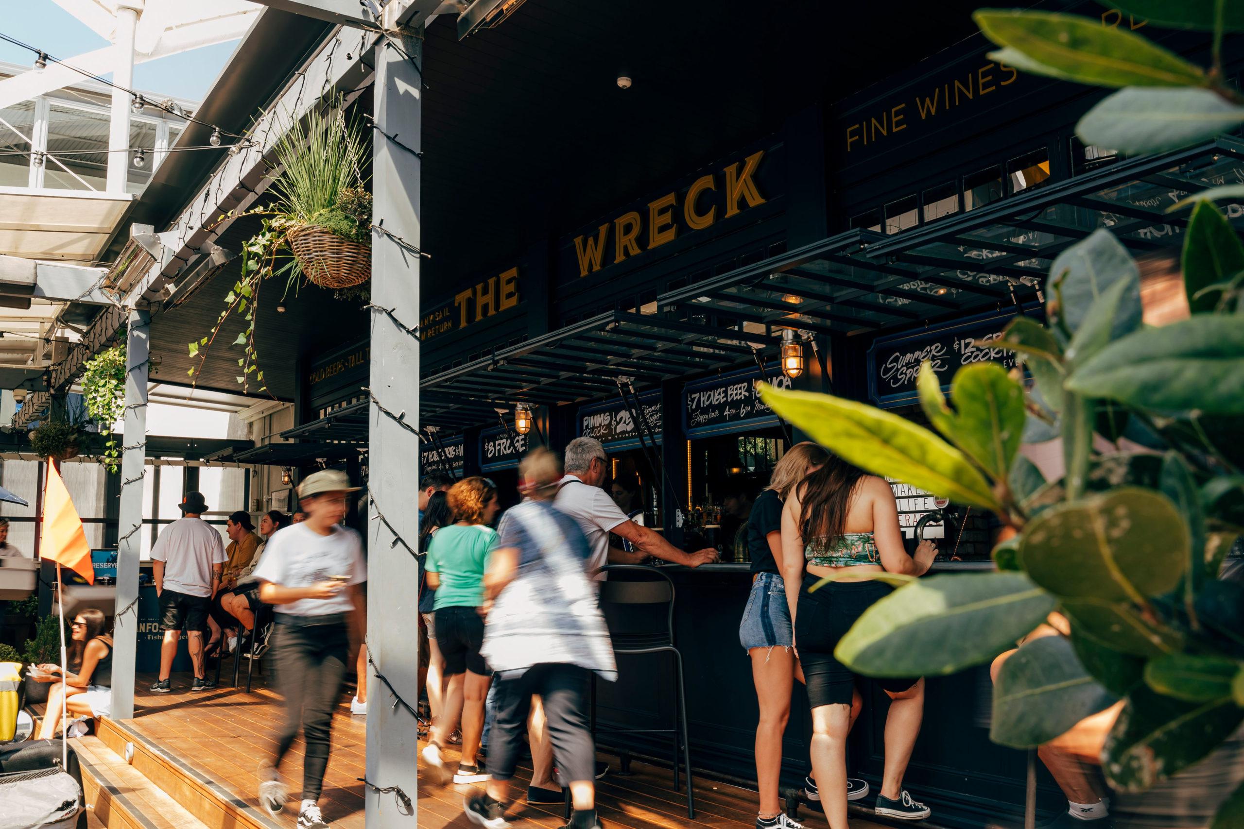 The Wreck @ AFM