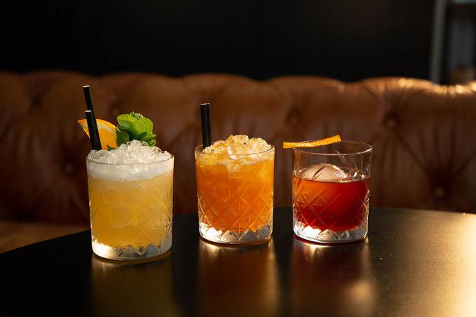 The Wreck at AFM Cocktails - Summer cocktails