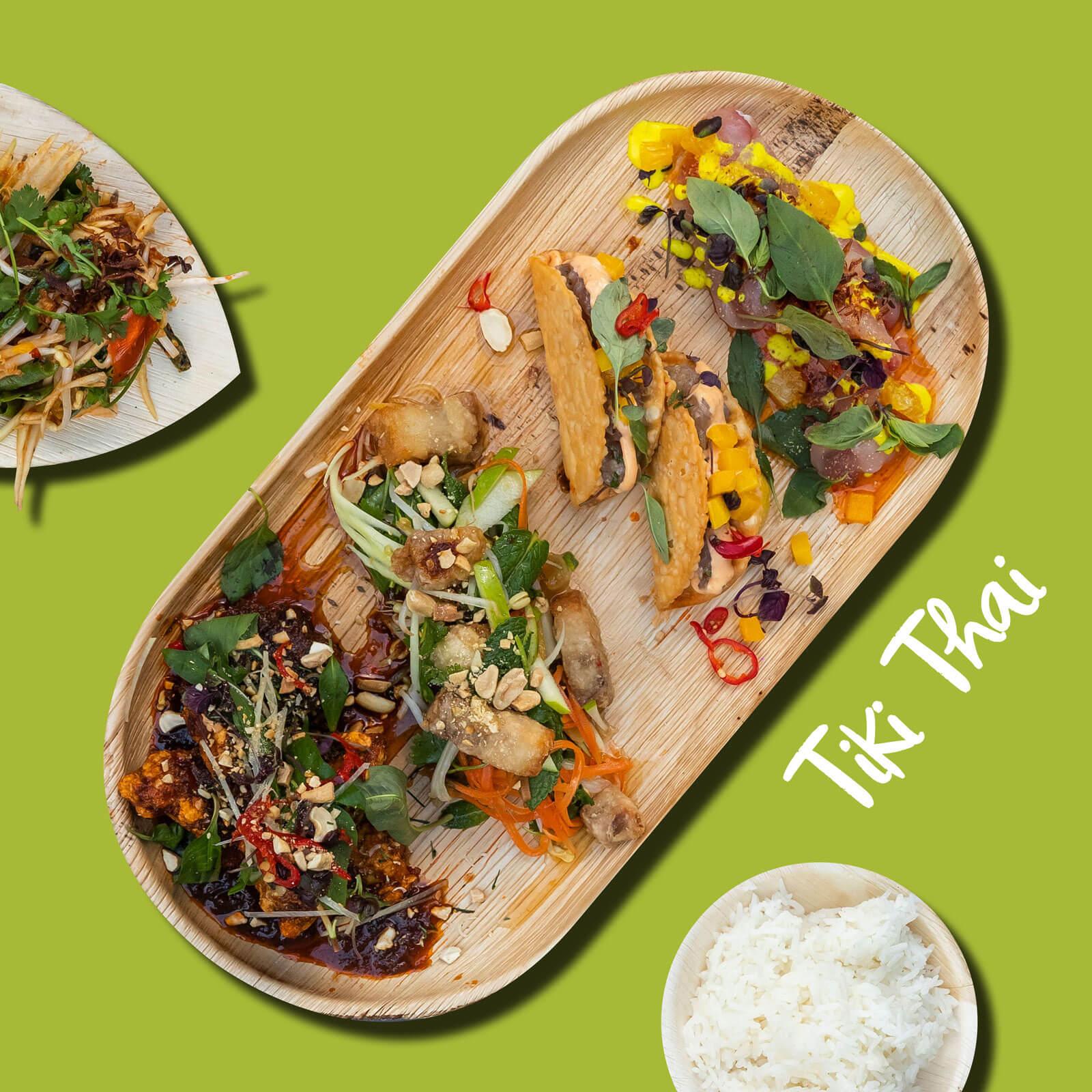 Restaurant Month Tiki Thai