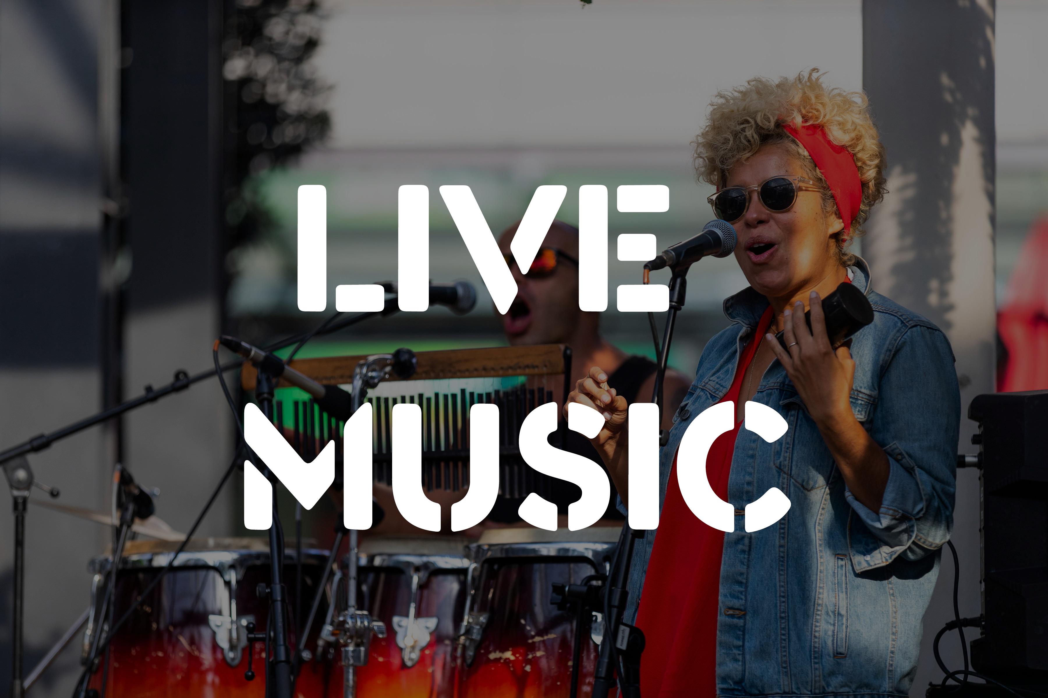 Live music at AFM