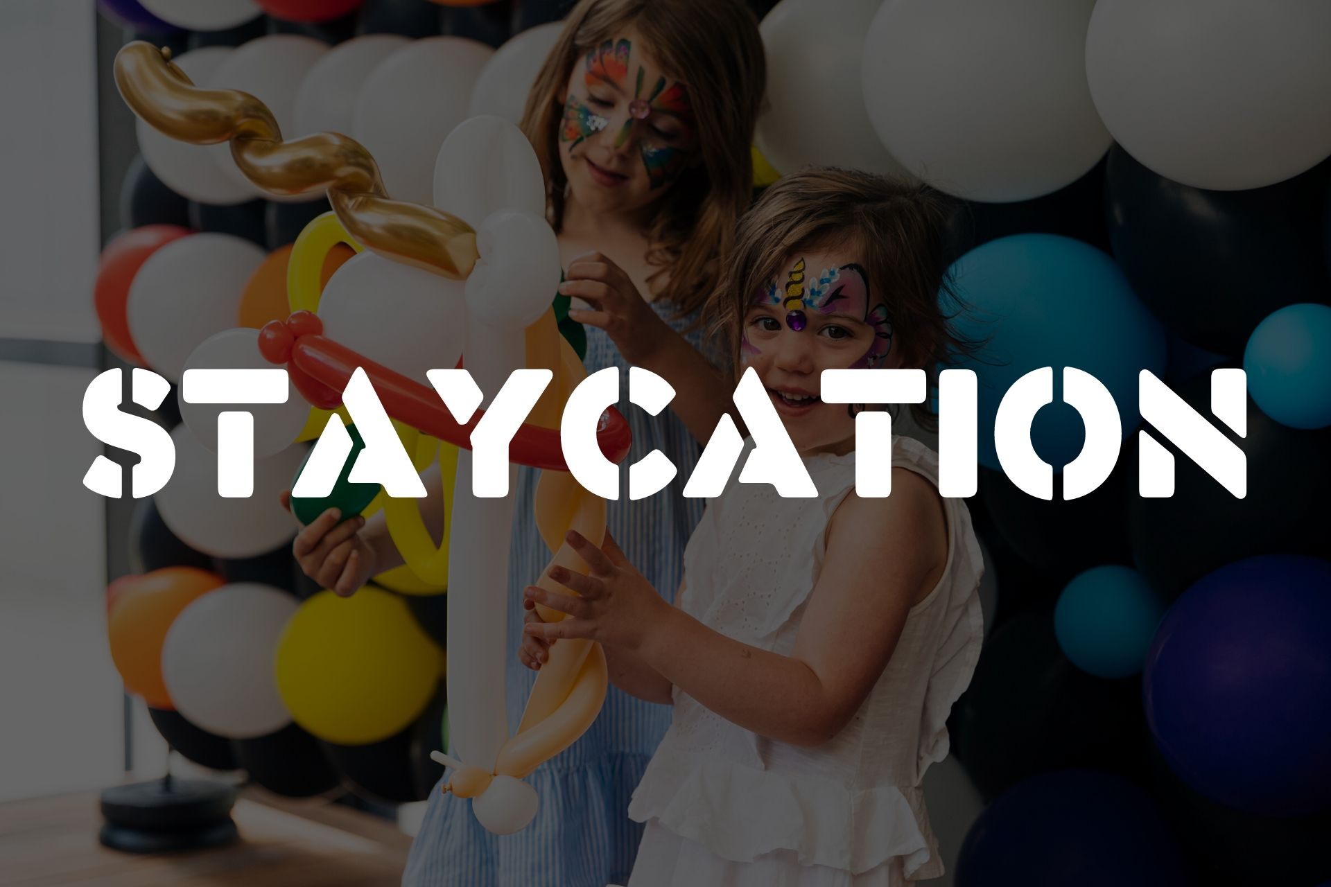 Staycation for kids during school holidays