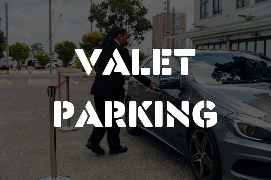Valet Parking at Auckland Fish Market