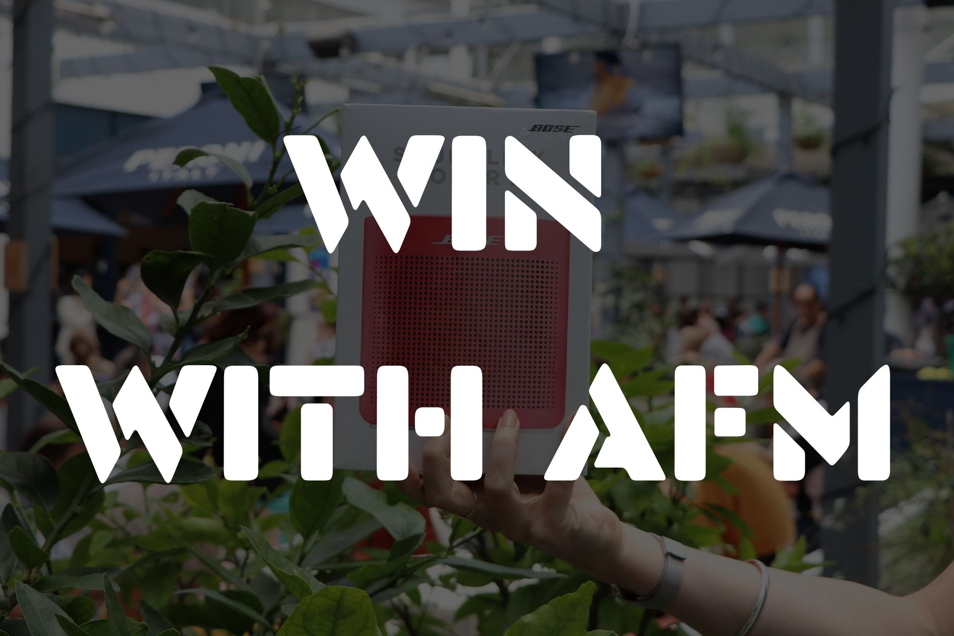 WIN WITH AFM