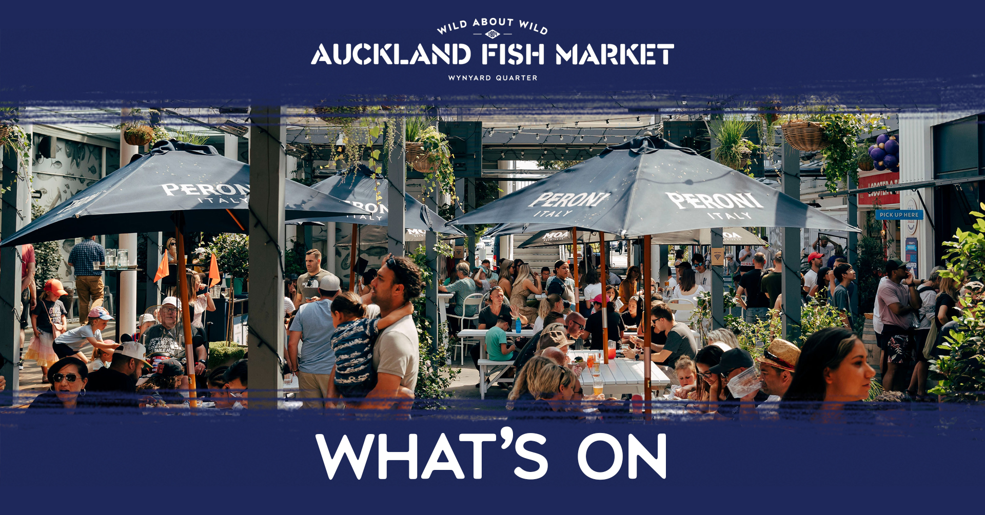 What's on at Auckland Fish Market