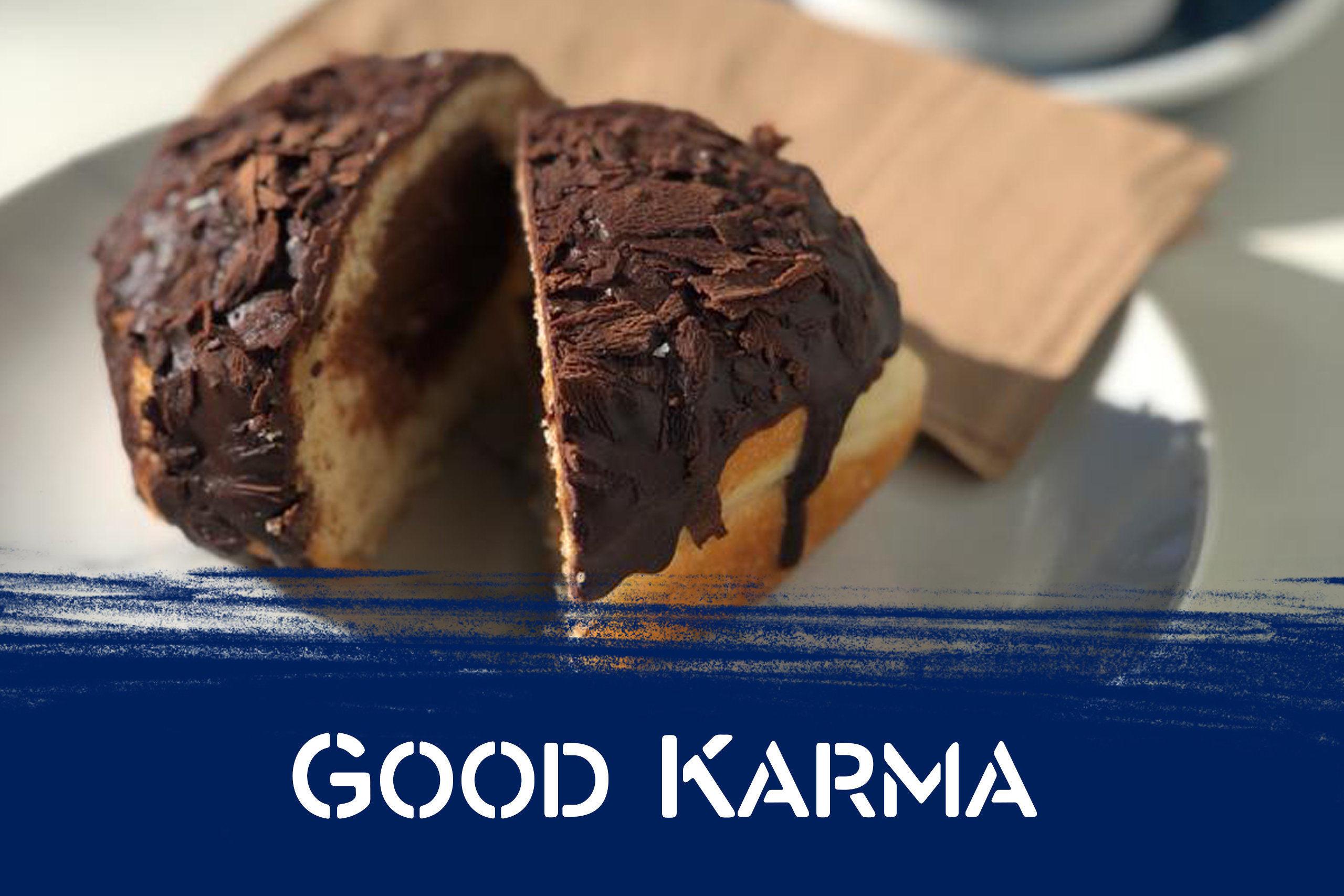 Good Karma at Auckland Fish Market