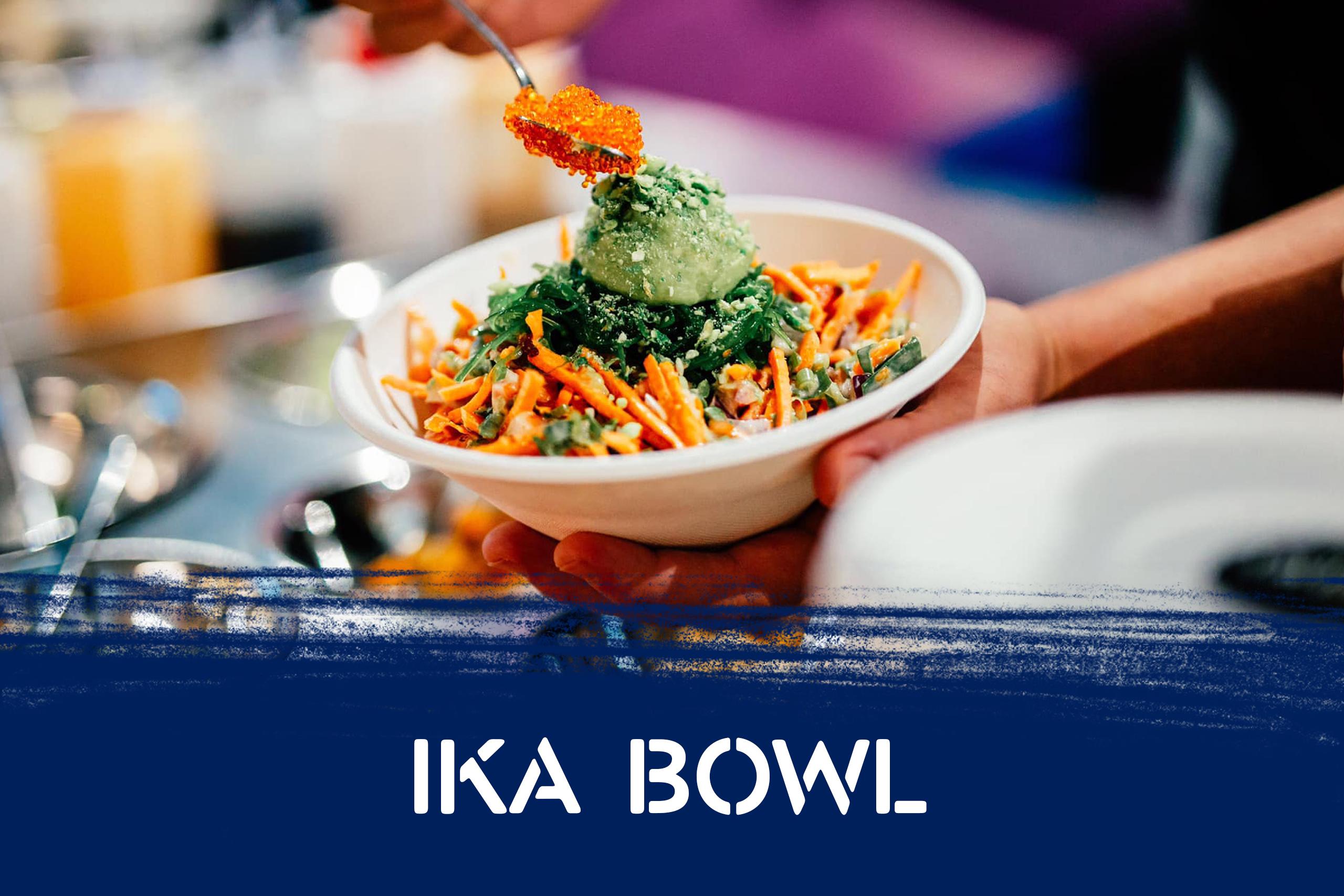 Ika Bowl at Auckland Fish MArket