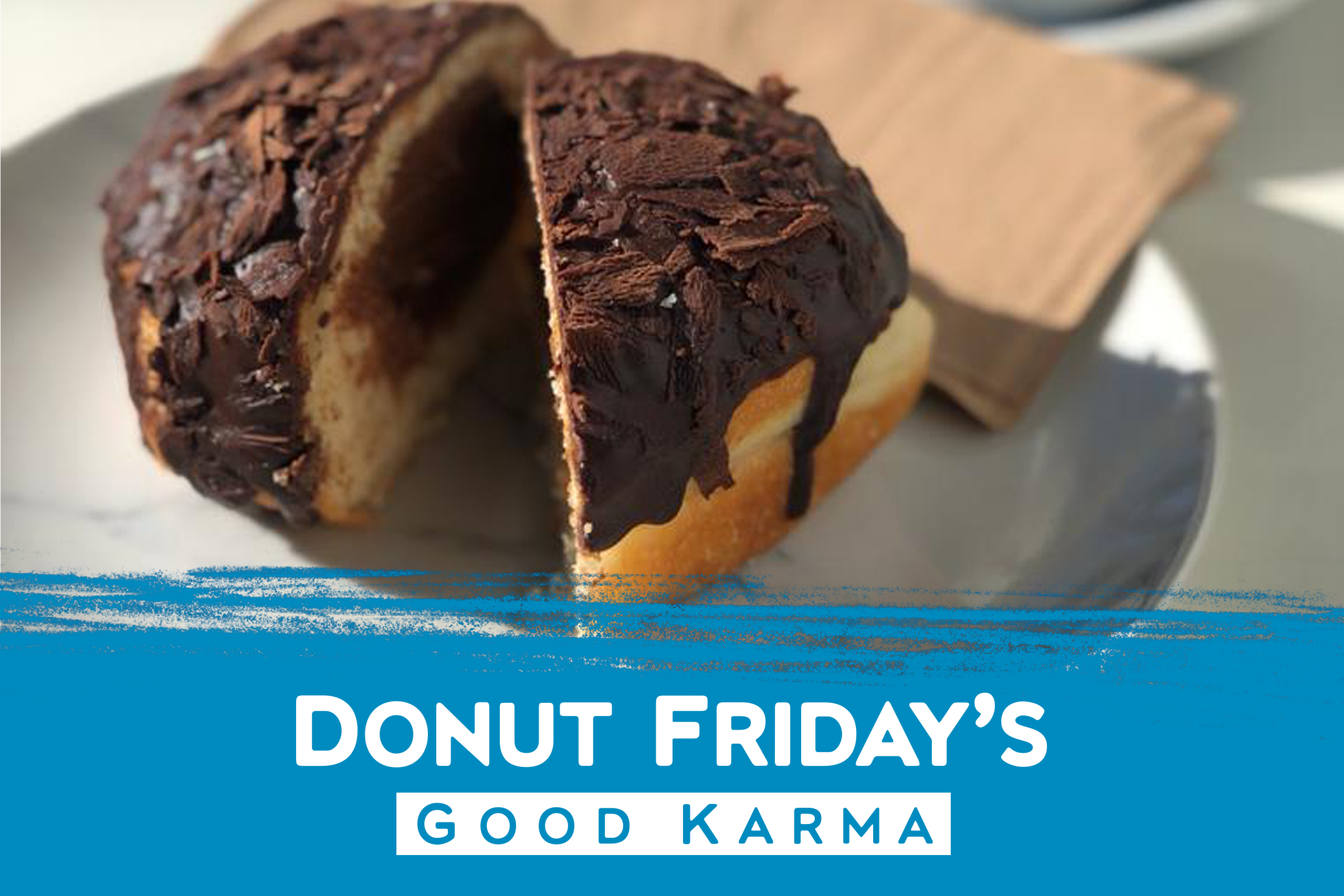 Good Karma Donut Fridays