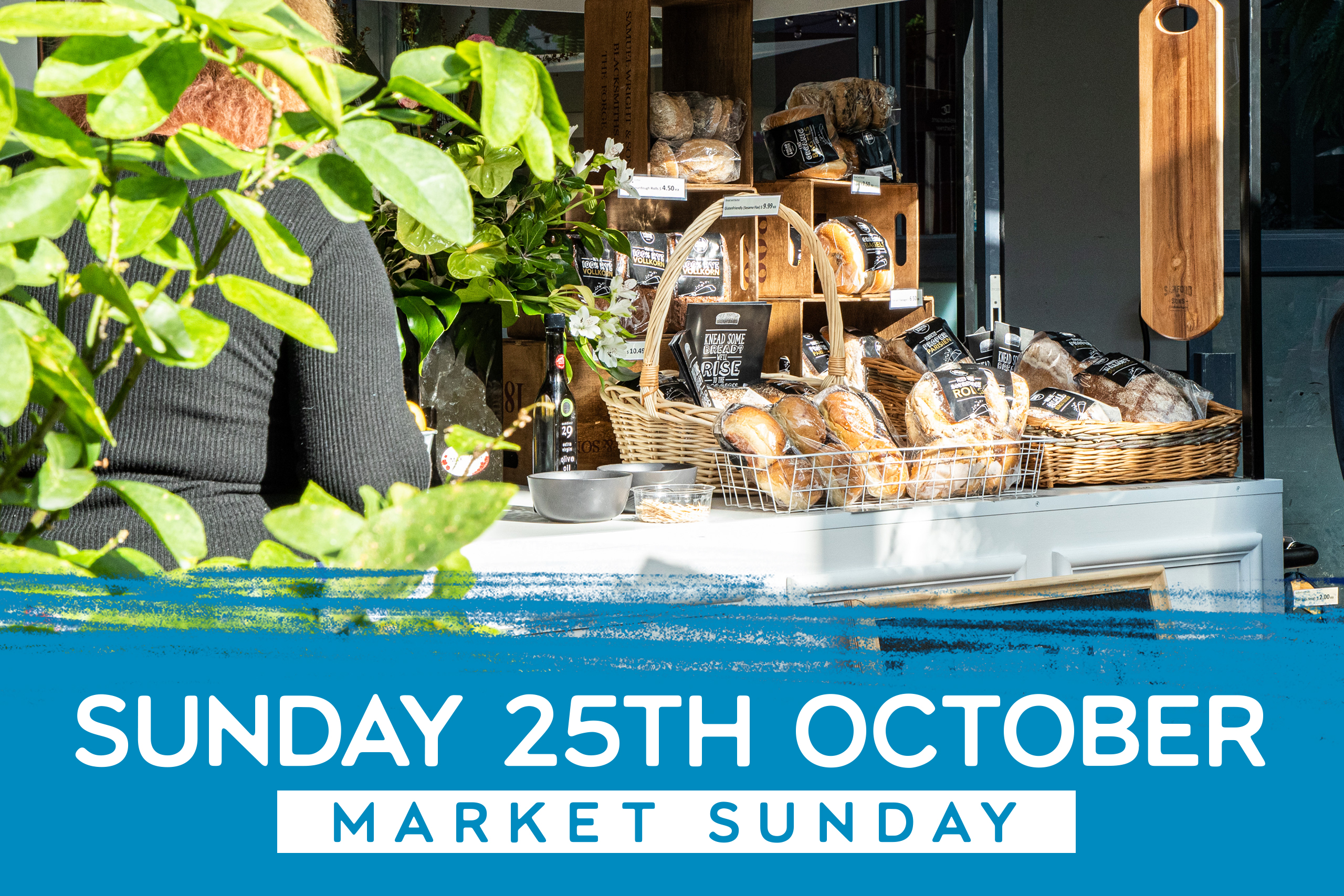 Market Sunday 25th October