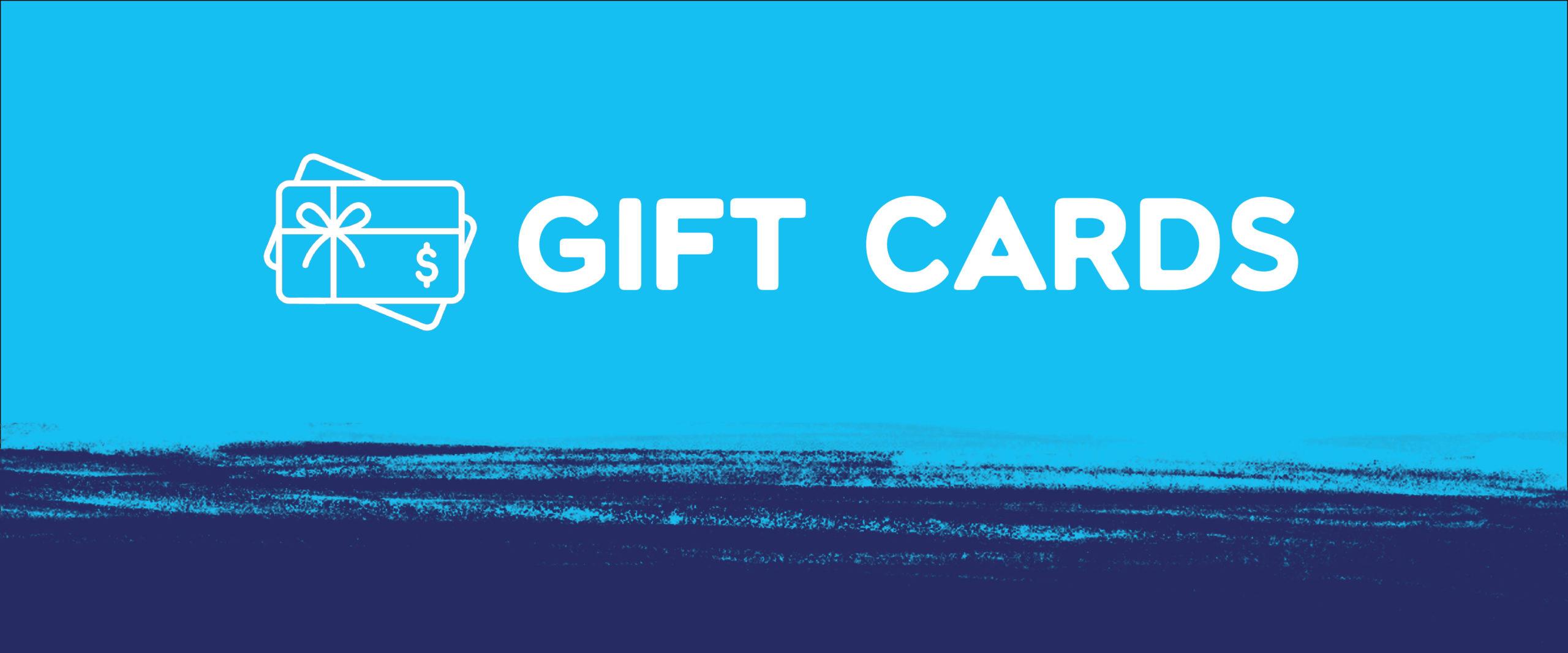 Gift voucher desktop banner