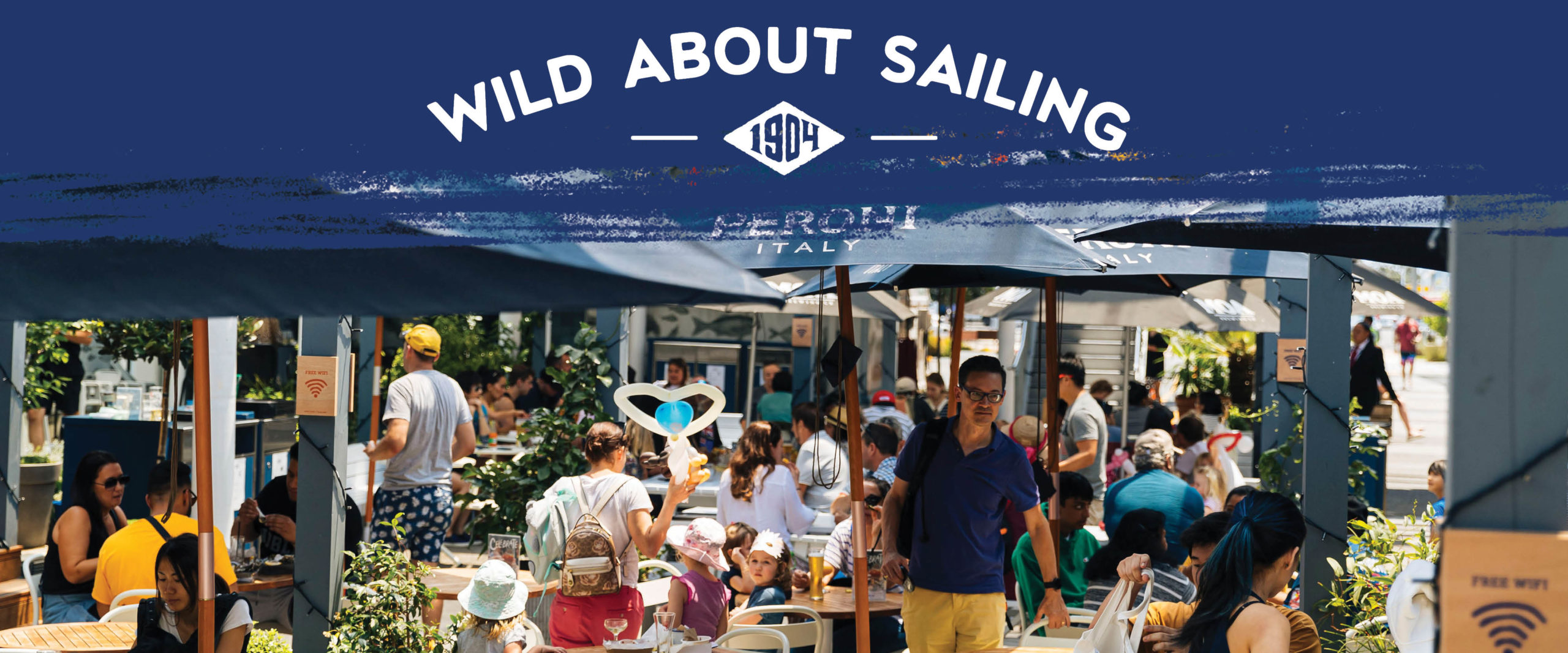 Wild about Sailing and AFM