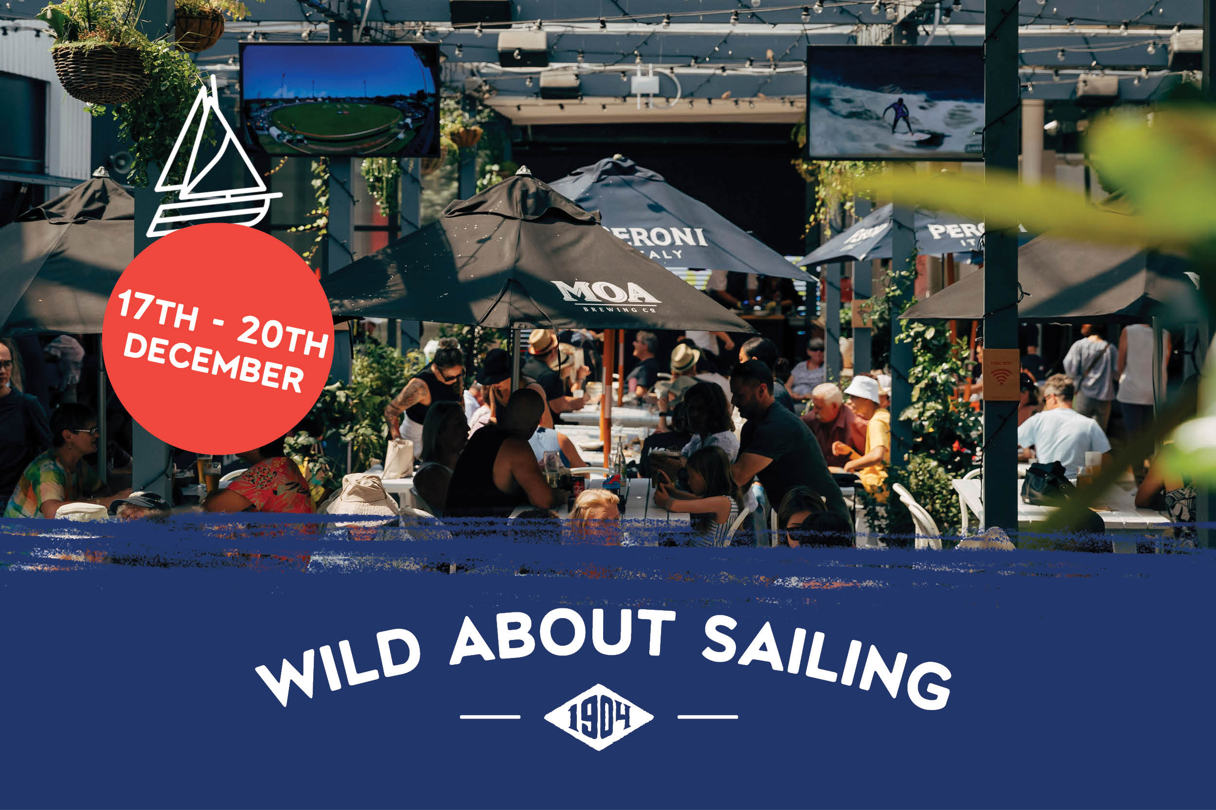Watch the Sailing Live at AFM
