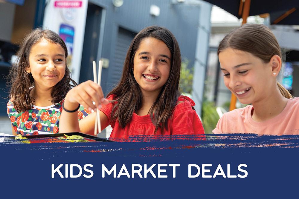 Kids Market Deals at AFM