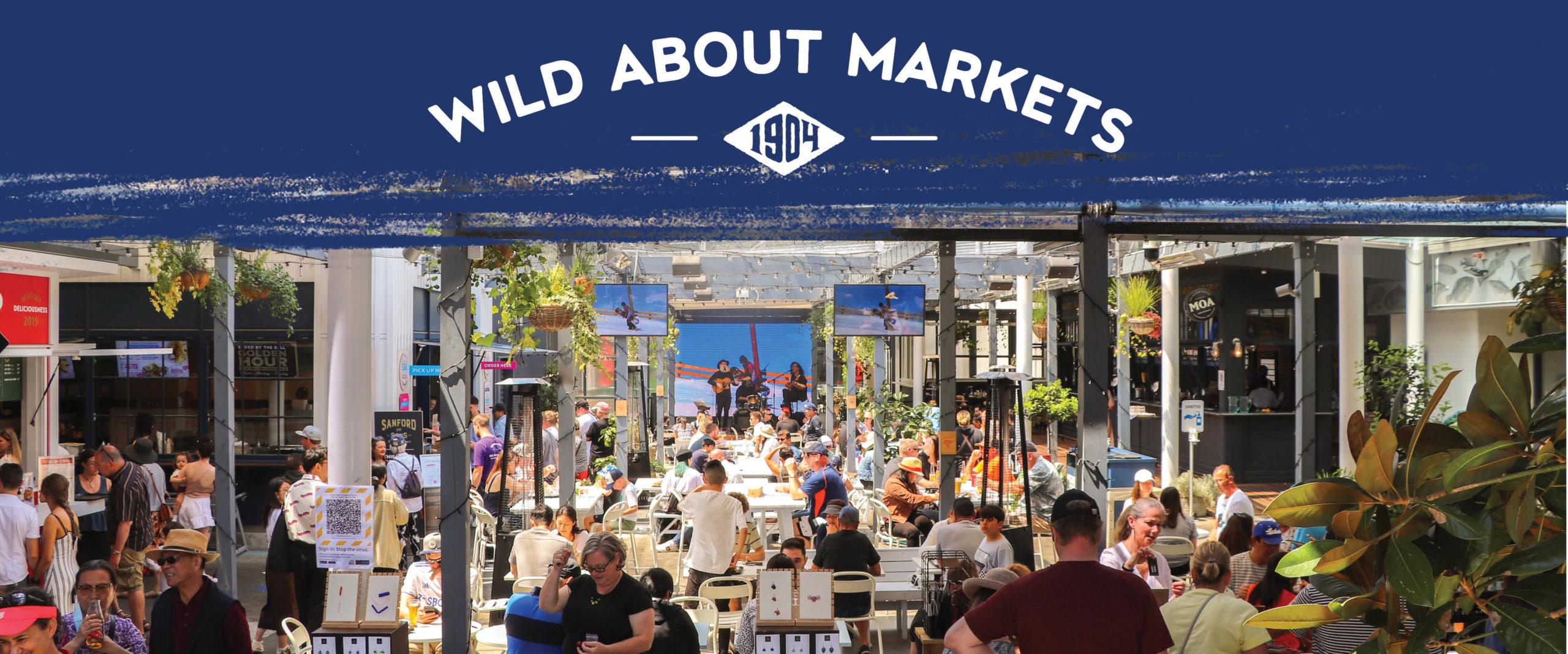 AFM Wynyard Quarter Markets